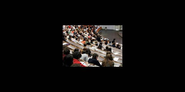Réussir (ensemble) à l'université - La Libre