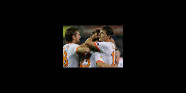 Lourde défaite de Bruges face au Shakhtar Donetsk - La Libre