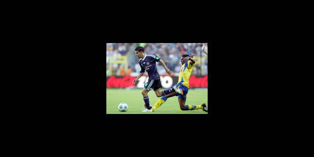 Anderlecht - GBA 1-0 - La Libre
