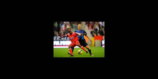 Bruges laisse filer Anderlecht - La Libre