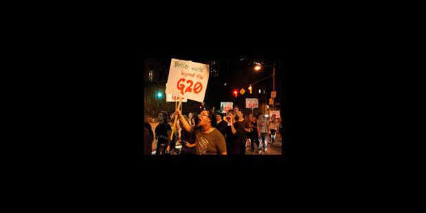 Le G20 doit remodeler la finance mondiale - La Libre
