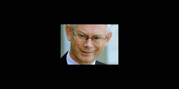 Herman Van Rompuy dans le Petit Robert des noms propres - La Libre