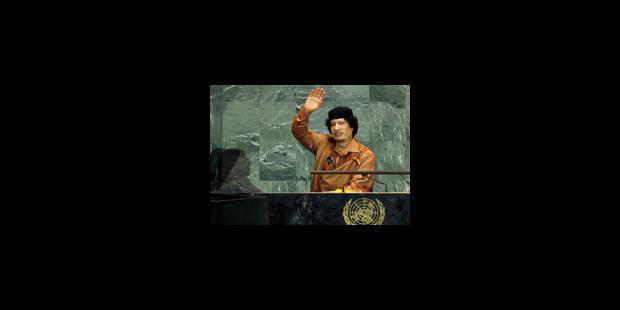 Kadhafi, pas si folklorique que ça