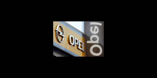 Opel: Demande d'éclaircissements à l'Allemagne