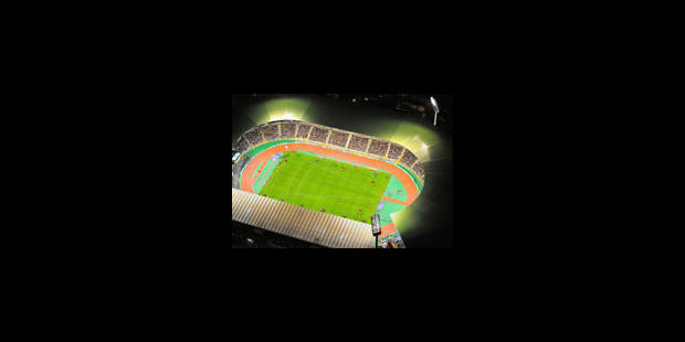 Un nouveau stade de football au Heysel - La Libre