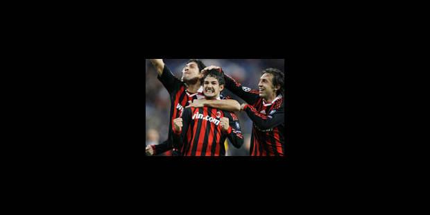 L'AC Milan s'impose à Madrid (2-3) - La Libre