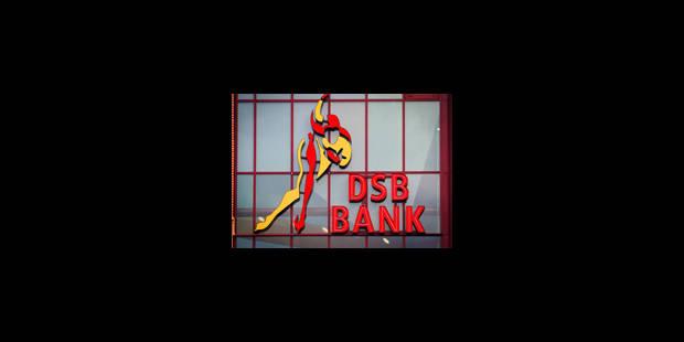 Faillite de la banque néerlandaise DSB