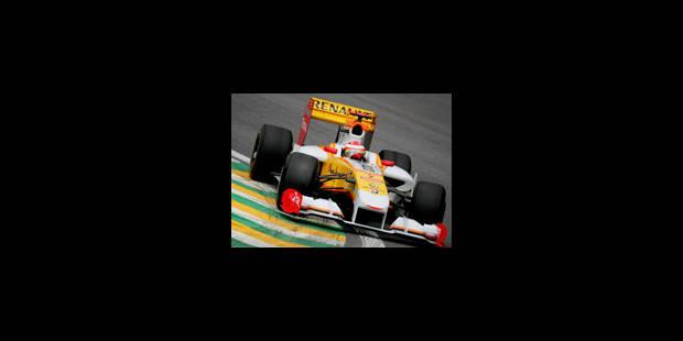 GP du Brésil/Essais libres 2: Alonso meilleur temps - La Libre