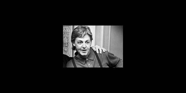 Paul McCartney repart en tournée européenne - La Libre