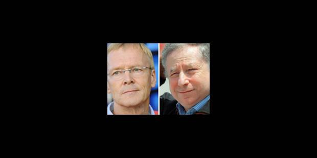 FIA : Jean Todt ou Ari Vatanen ? - La Libre