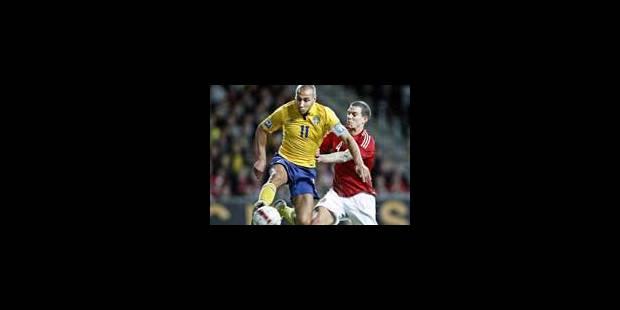 Larsson raccroche ses crampons