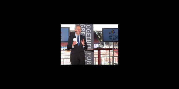 La candidature belgo-néerlandaise présentée le 4 décembre au Cap - La Libre