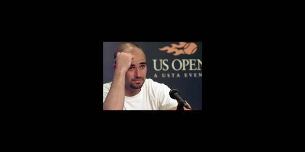 """Révélations Agassi : Federer se dit """"déçu"""" - La Libre"""