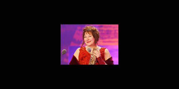 Yolande Moreau nominée pour l'Actrice européenne 2009 - La Libre