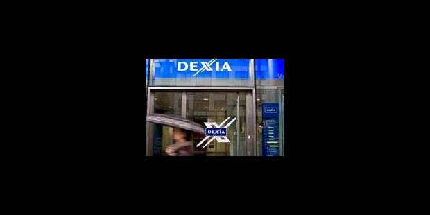 Spéculations sur les exigences européennes à l'égard de Dexia
