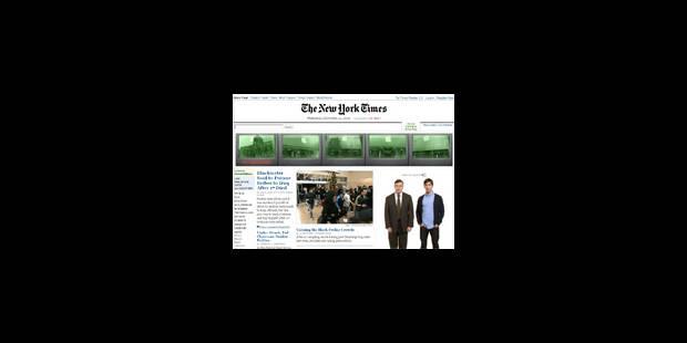 """Le New York Times publie un article """"payé par la foule"""""""