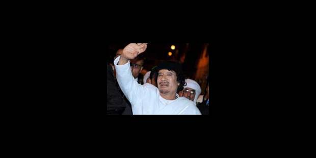 Les frasques italiennes de Kadhafi - La Libre
