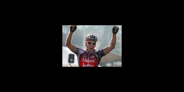 Le Mérite Sportif 2009 à Philippe Gilbert - La Libre