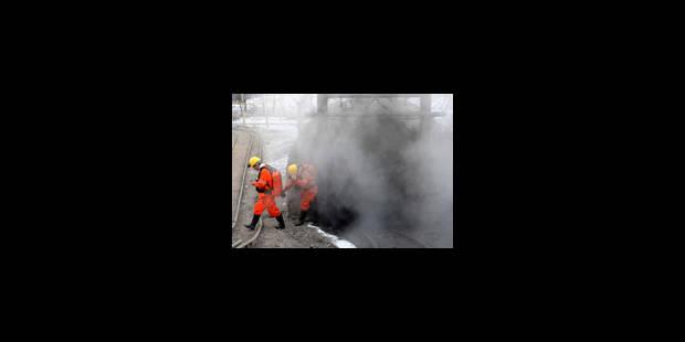 Explosion dans une mine en Chine: 87 morts