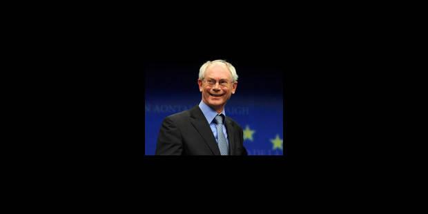 Turquie/UE: Van Rompuy appelé à clarifier sa position