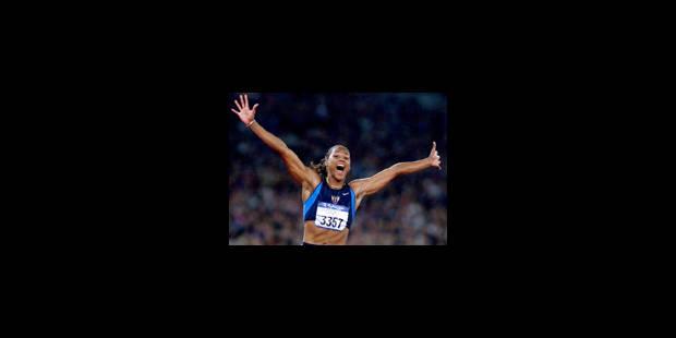 L'ancienne athlète Marion Jones se tourne vers le basket - La Libre