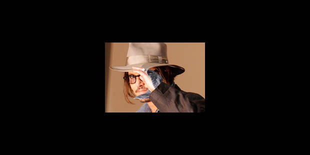 Johnny Depp sera Pancho Villa dans le prochain film de Kusturica - La Libre