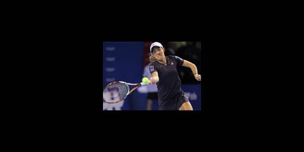 Justine Henin bat Nadia Petrova au Caire - La Libre