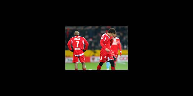 Le Standard éliminé, Anderlecht en quarts - La Libre