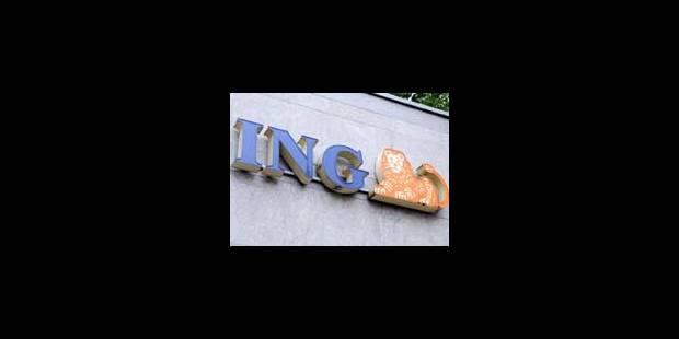 ING termine le remboursement de l'aide d'Etat - La Libre