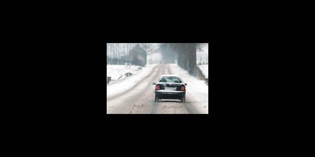 Neige: Le gel et la neige au programme - La Libre