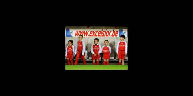 Joueurs et entraîneurs de Mouscron en grève - La Libre