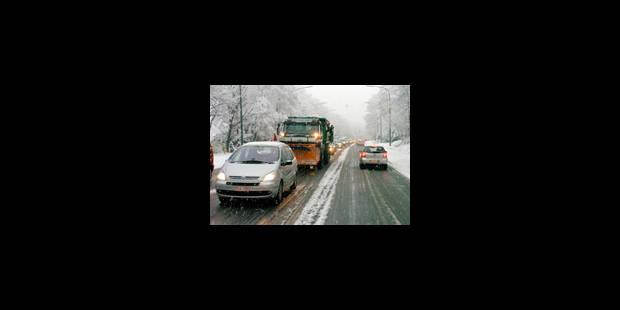 Neige: quelques retards sur le rail - La Libre