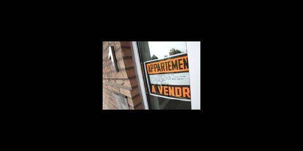 Reprise du marché immobilier attendue - La Libre
