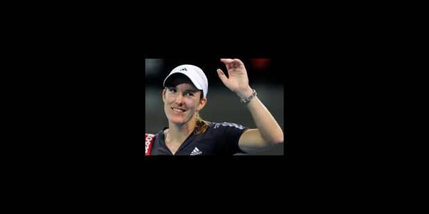 WTA Brisbane : premier tournoi et première finale pour Henin !