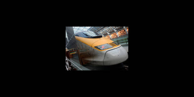 La poisse pour Eurostar : nouveau train bloqué jeudi - La Libre