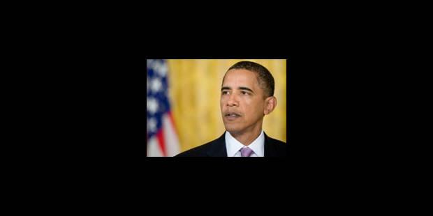 Obama et les banquiers - La Libre