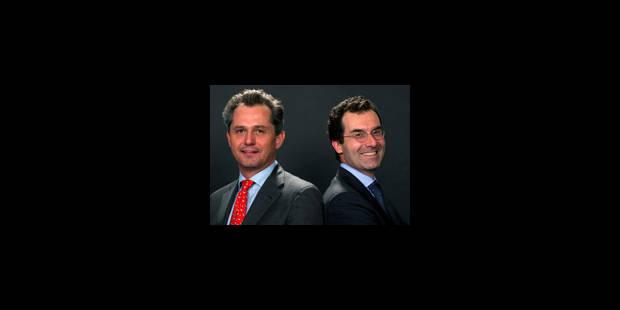Les co-fondateurs d'Exki managers de l'année - La Libre