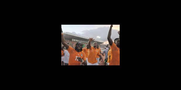 Le Togo officiellement hors du tournoi - La Libre