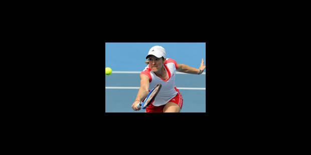 Fed Cup: Justine Henin ne jouera pas le 1er tour