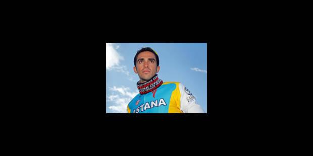 Contador est ravi d'Astana