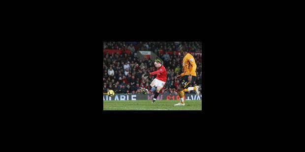 Arsenal sombre, Rooney s'éclate