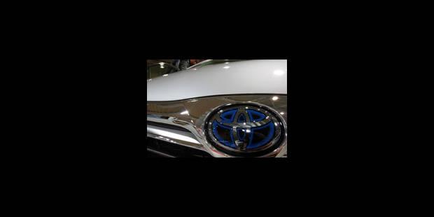 Rappel de véhicules: des conducteurs de Toyota portent plainte