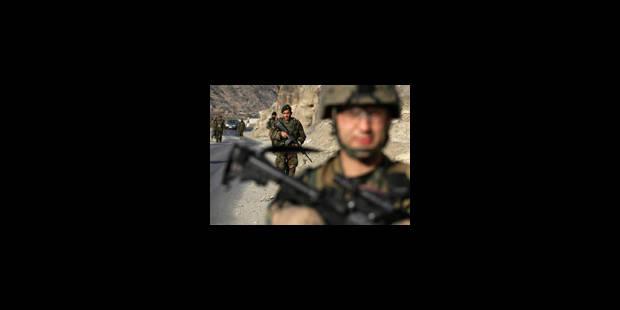 Pourquoi envoyer nos armées en Afghanistan ? - La Libre