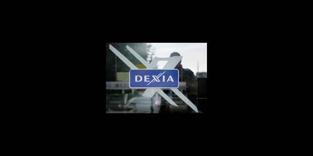 Dexia : le plan social actuel suffirait - La Libre