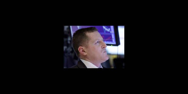 Bourse: Timide rebond...