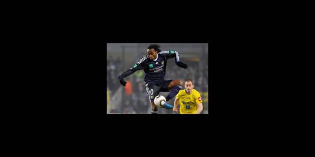 Anderlecht: Entame de match cruciale - La Libre