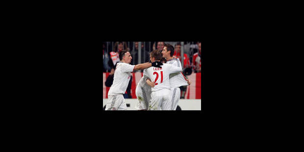Arsenal battu, le Bayern l'emporte à l'arraché (Vidéo)