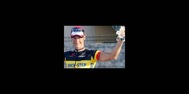 Tom Boonen est plus léger et plus motivé ! - La Libre