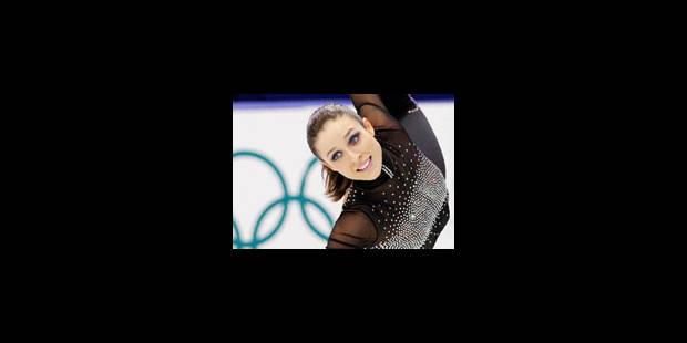 Isabelle Pieman échoue aux portes de la finale - La Libre