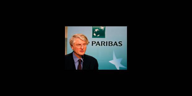 BNP Paribas double ses bénéfices - La Libre